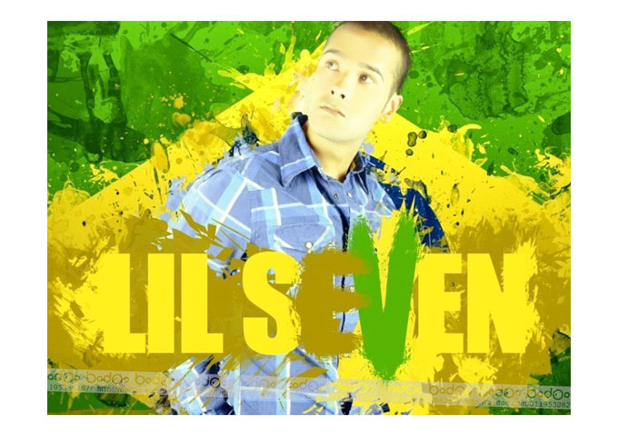 "Lil Seven: ""My Dream Girl"" Hiphop and Reggaeton de Brazil!"