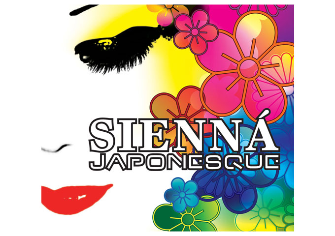 Sienna: 'Japonesque' An Innovative Palette Of Songs