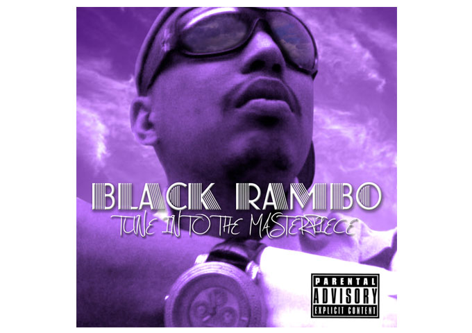 BLACK RAMBO Is Getting Ready For His First Mainstream Album!