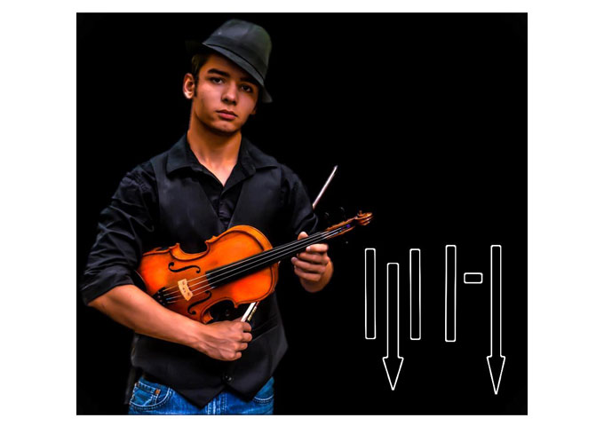 "Matthew Hurlbert: ""Morpheus""  a Perfect Blend of Classical Violin and Pop & Dance!"