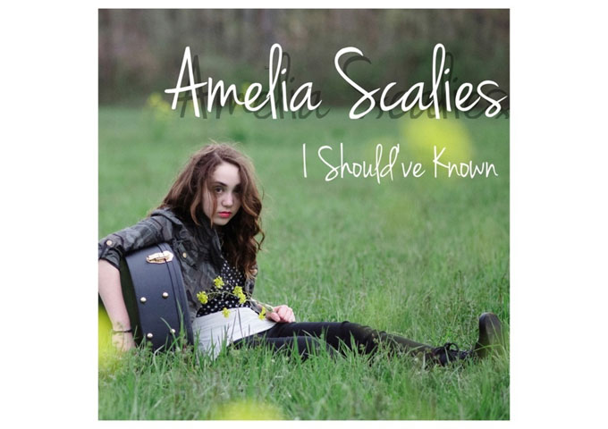 "Amelia Scalies: ""I Should've Known"" Moving, Meaningful!"