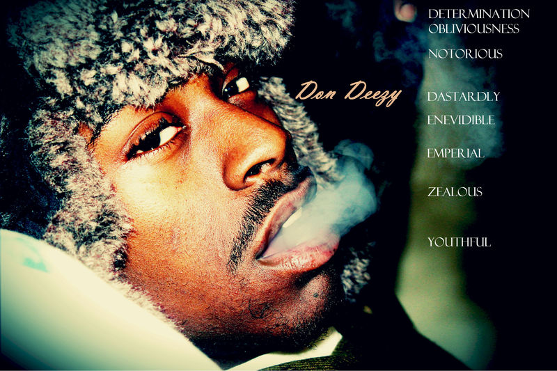"Hiphop Artist and Producer DON DEEZY, Drops ""Don Deezy's World"""
