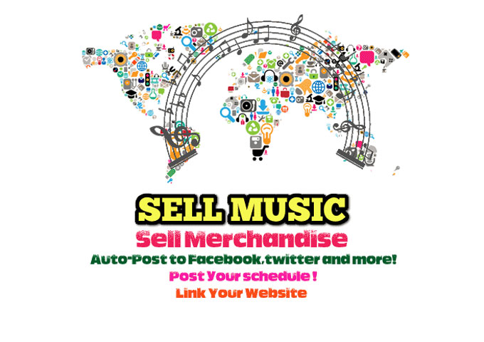 PullUsUp.com – The New Music & Merchandise Selling Platform!