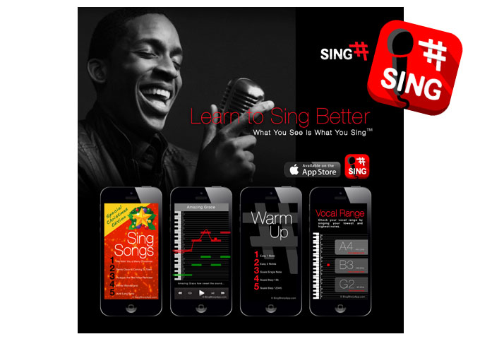 SingSharp Mobile App: An App that Tunes your Singing like a Human Teacher !