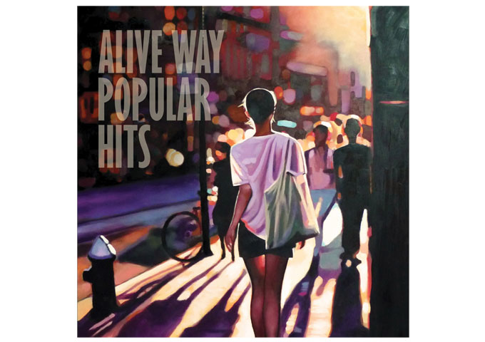 "Lithuanian Eurovision Band, ALIVE WAY Release ""Popular Hits"" Album!"