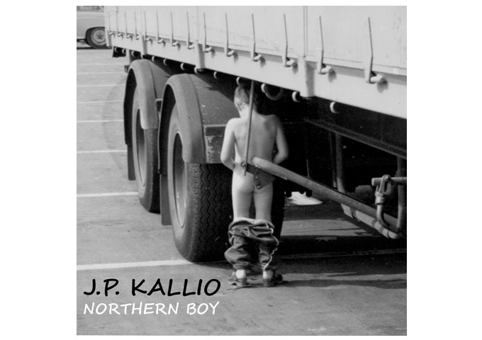 """J.P. Kallio: """"It Ain't Easy"""" Raw and Organic Acoustic Sounds"""