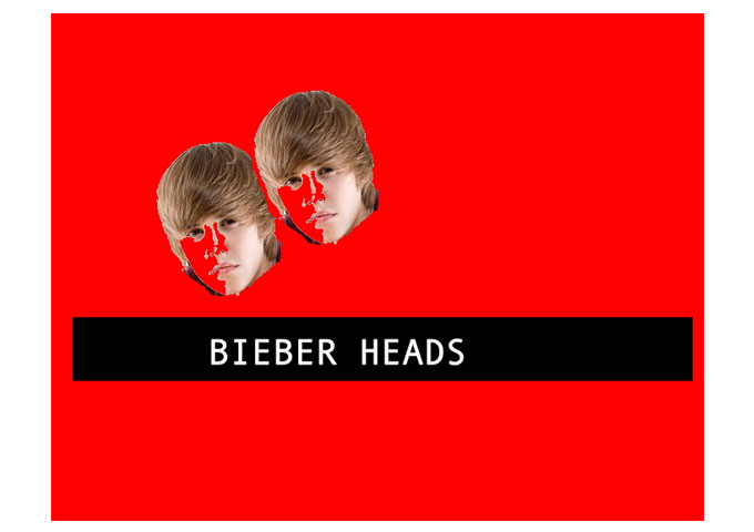 "Young Coconut: ""Bieber Heads"" – Expressive Creativity, Remixed By Curtis Maranda"