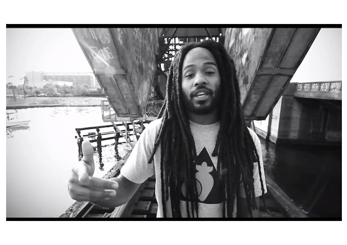 """Boy Wonder: """"Idiot"""" featuring Mr.Smith – A Rock Star in a Rappers Body with Reggae Hair !"""