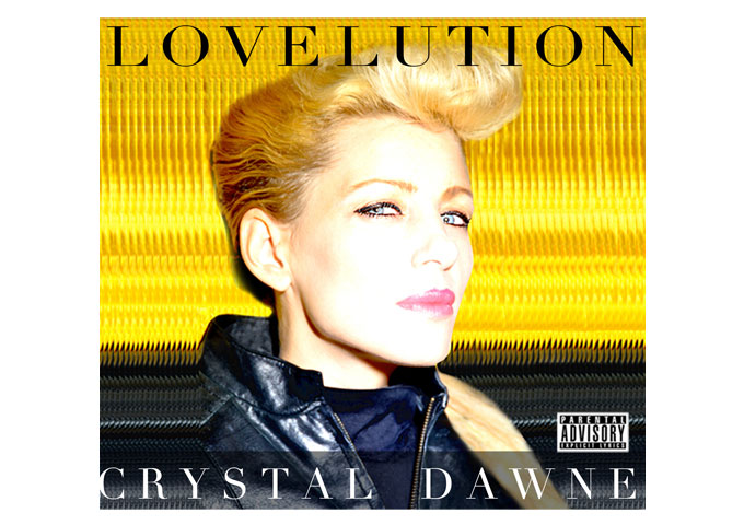 'Lovelution' by Canadian Artist Crystal Dawne, is Turning Heads