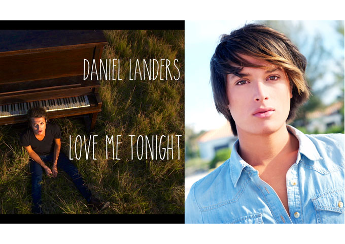 Singer-Songwriter Daniel Landers, Goes From Strength to Strength!