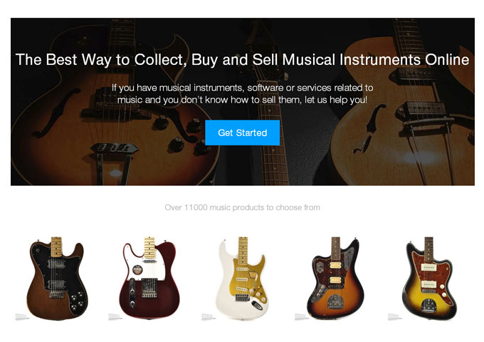 duesn unveils new online social platform to buy and sell musical instruments jamsphere. Black Bedroom Furniture Sets. Home Design Ideas