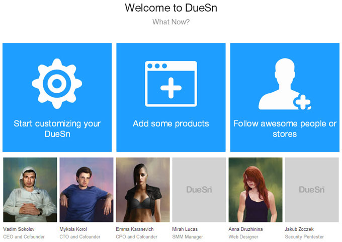 DueSn: A Well-Thought-Out Online Marketplace For Musical Instruments, Gear and Services.