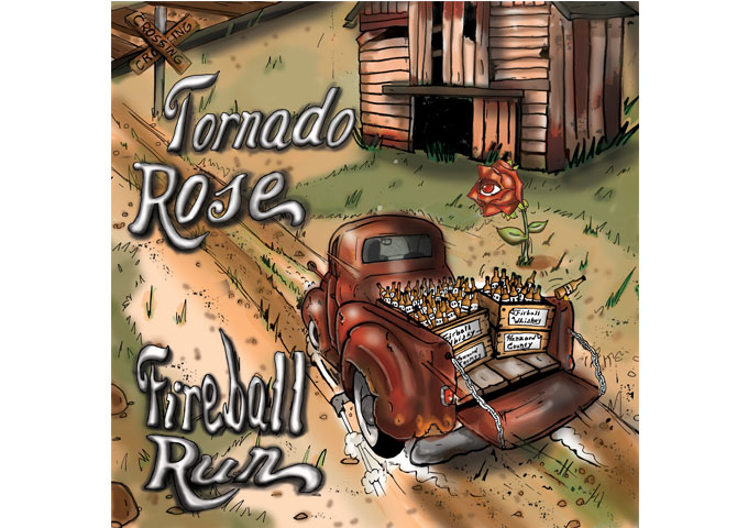 "Tornado Rose: ""Fireball Run"" To be Released in mid-March!"