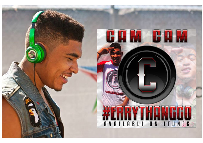 On '#ErrythangGo', CAM CAM Not Only Masters Hip-Hop's Technical Aspects, But it's Artistic Aspects as Well!