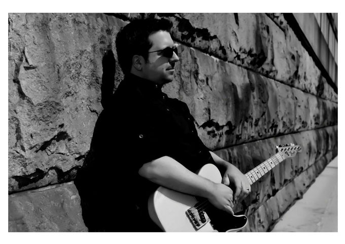 Dylan McGuire Produces Walls of Guitar Sound and Searing Vocals!