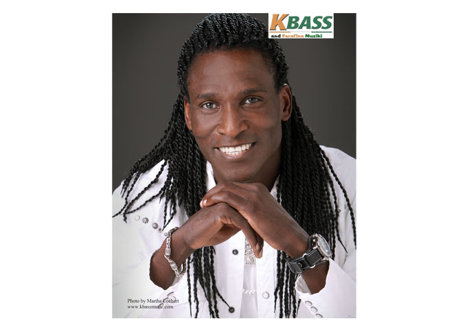 "K-Bass: ""Faso"" a Rhythmic Feast of Sublime Beats and Melodies"