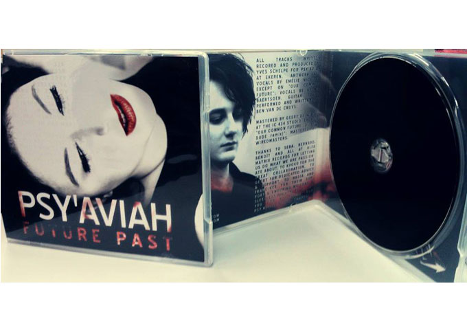 "Psy'Aviah: ""Future Past"" is a Winning Hodgepodge of Electro-pop, Ambient, House and Dubstep !"