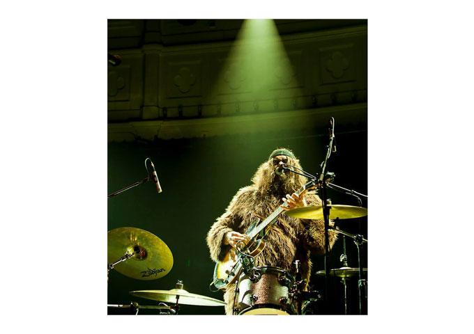 Bigfoot Barefoot: '1216' Implies an Inspirational Universal Message