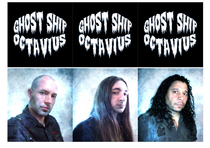 GHOST SHIP OCTAVIUS Stretch the Boundaries of Progressive Metal