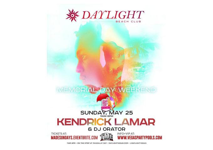 DAYLIGHT VEGAS MDW 2014 KENDRICK LAMAR
