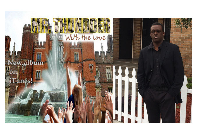 Exclusive Interview With L.A. Christian Crossover Artist, MR.THUNDDER