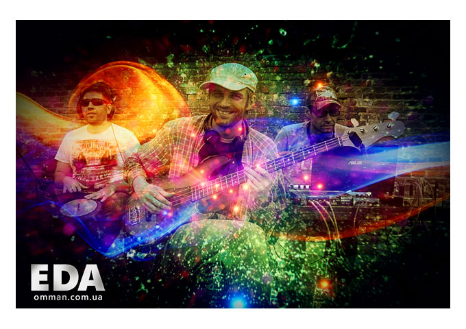 """OmMan Records Presents EDA and """"Ice Drift"""""""