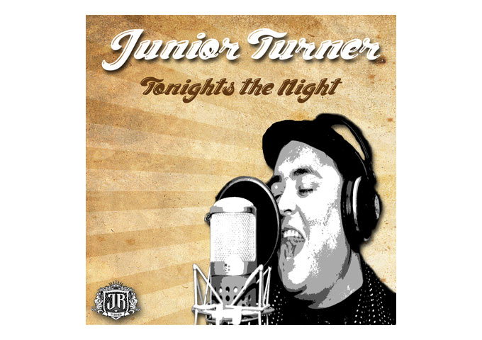 "Junior Turner: ""Tonight's The Night"" – A Nod To The Soulful Motown Sound!"