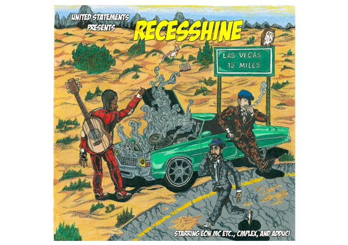 "United Statements: ""Recesshine"" -Purist Hiphop At its Best!"