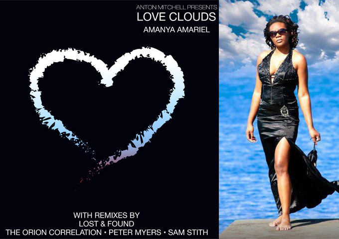 "Voidance Records Presents The ""LOVE CLOUDS"" Ep – Amanya Amariel"