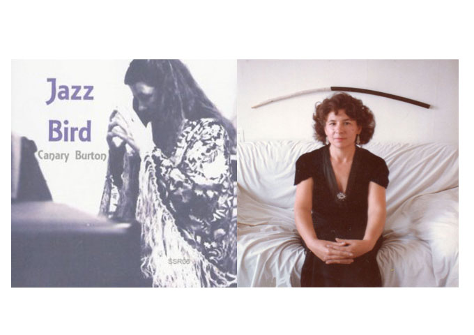 """Canary Burton: """"Jazz Bird"""" Is The Kind of Music That Triggers Nostalgia!"""