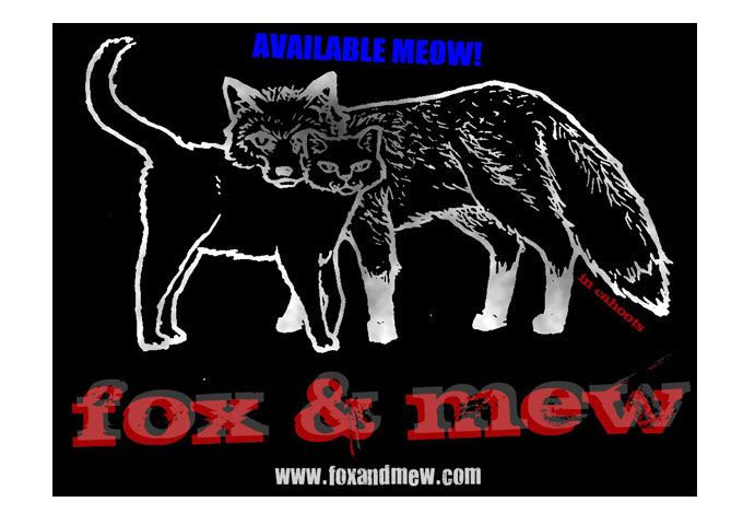 "Fox & Mew – ""in cahoots"" Features Powerful Anthems and Intimate Funky Rhythms"
