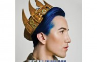 "The RICKY REBEL Interview: From Michael Jackson and Madonna to ""THE BLUE ALBUM""!"