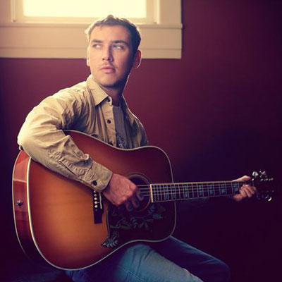 Justin Osborne - Photo by: Chris Brennan