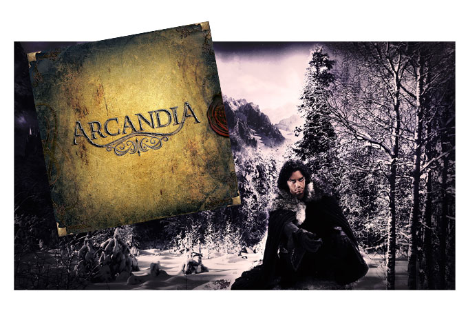 "Antonio Pantano: ""Arcandia"" and ""Chronicles of the Nordic Warriors"""