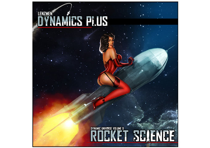 "Dynamics Plus: ""Dynamic Universe Volume 9 Rocket Science"" – Rapidly Shifting Rap Moods!"