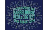 "UK Cigar Box Guitar Events: ""Elstead Barrelhouse Beer & CBG Festival"" 23rd August 2014"