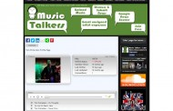 Musictalkers.com – Seeking Artists to Showcase Music & Lets Music Industry Professionals Publish News Free