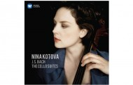 "Classic Releases: Nina Kotova – ""JS Bach: The Cello Suites"""