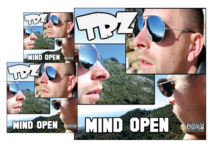 TRZ: 'Mind Open' – Raps it up in a Blend of Neo-Soul and Hiphop!