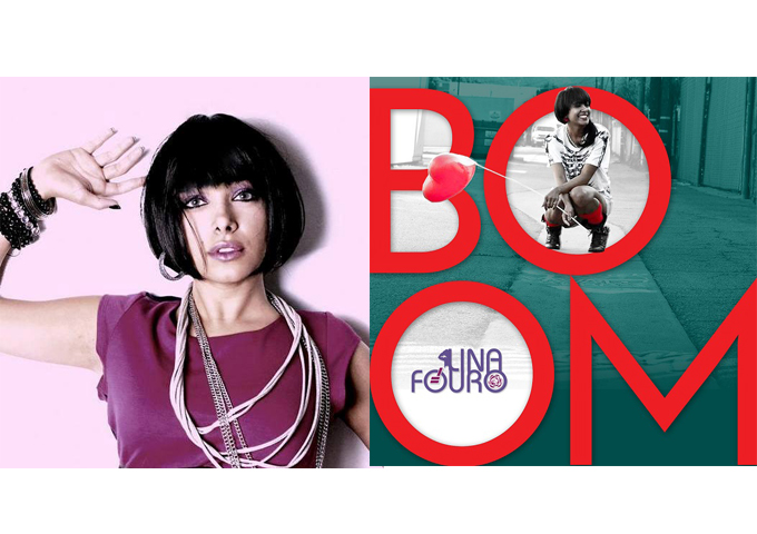 """LINA FOURO: """"BOOM"""" is a well-crafted dance pop song speckled with sonic surprises along the way!"""
