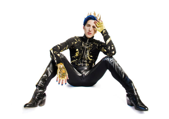 Discovered by Michael Jackson,Toured with Britney Spears and Signed to Madonna's Maverick label – Now RICKY REBEL is Back!