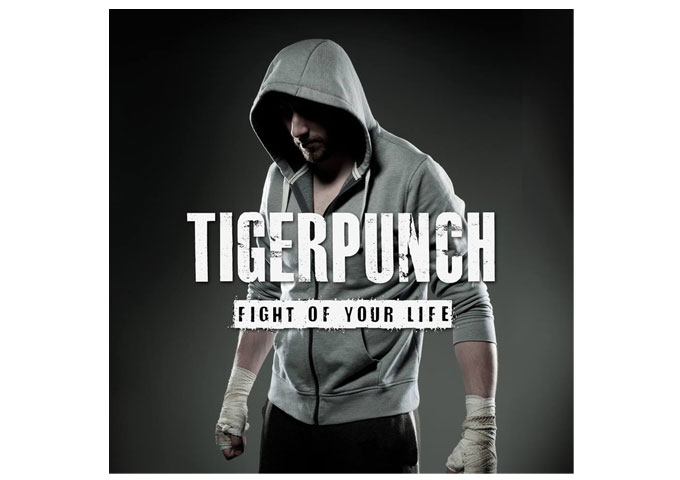 TIGERPUNCH: 'Fight of your Life' is a great rock EP that offers different tempos, moods, and concepts