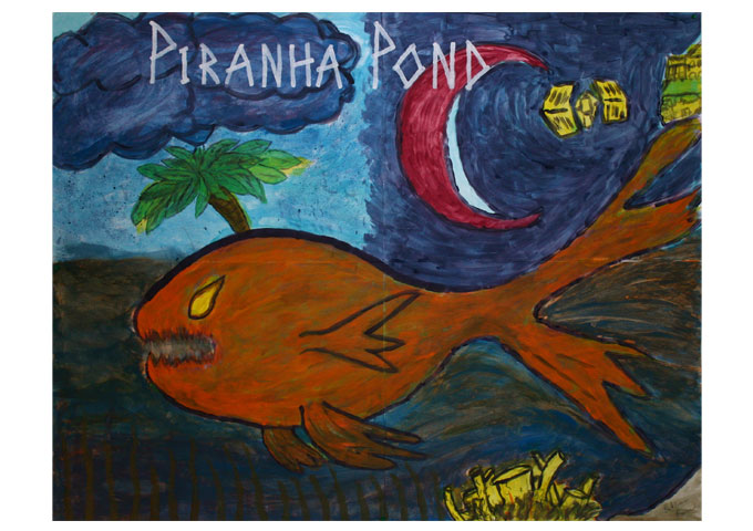 Piranha Pond – A psychedelic cauldron of melody and harmony-drenched retro-rock!