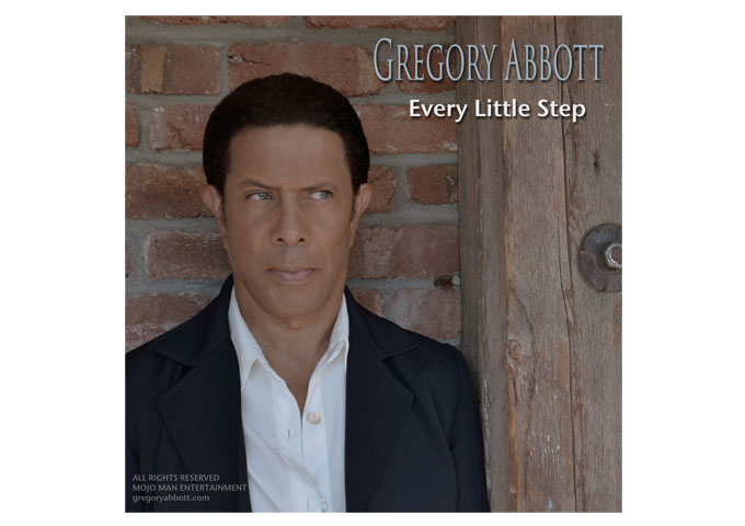 """Platinum singer Gregory Abbott emerges with """"Every Little Step"""""""