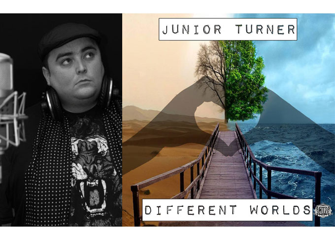 """Junior Turner: """"Different Worlds"""" -Deep, smooth, and fresh, from top to bottom!"""