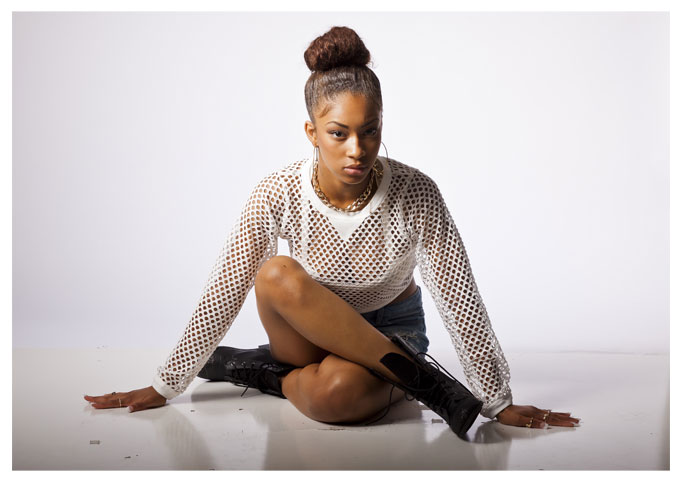 Multi-talented LEONA LEE to drop her debut Ep in January 2015!