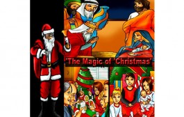 Christian Holiday: 'The Magic of Christmas'