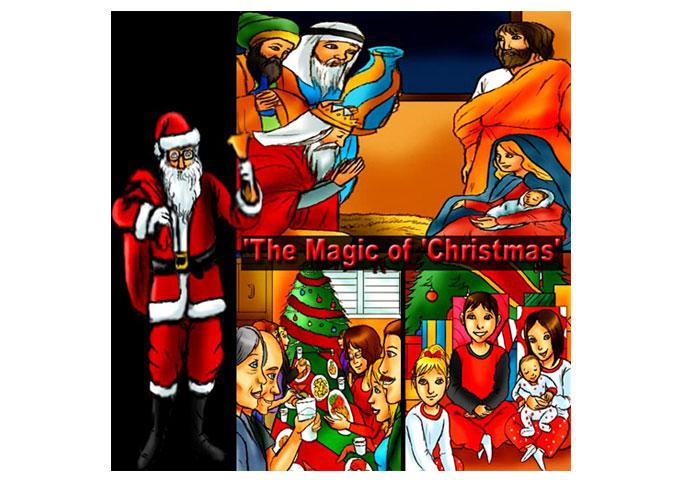 Christian Holiday: 'The Magic of Christmas'