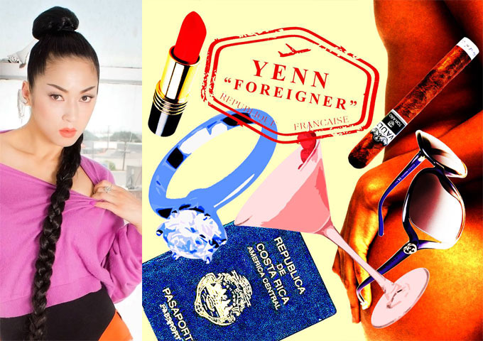 """YENN:  """"Foreigner"""" Reflects universal love and cultural freedom over a hot groove!"""