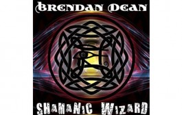 "Brendan Dean: ""Shamanic Wizard"" -A sketch pad filled with unrealized notations of a beautiful madness"
